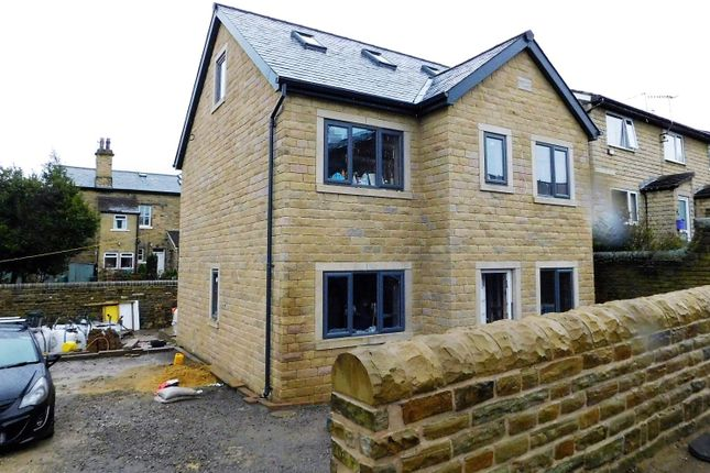 Thumbnail Detached house for sale in Westcliffe Road, Shipley