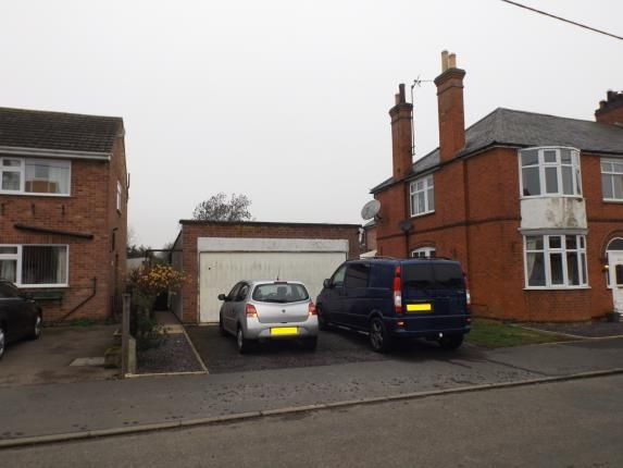 Thumbnail Land for sale in Gladstone Street, Kibworth Beauchamp, Leicester, Leicestershire