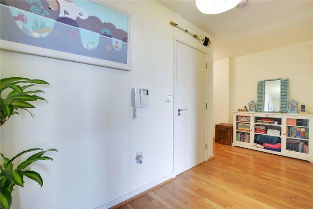 Hallway of Adagio Point, 3 Laban Walk, Deptford, London SE8