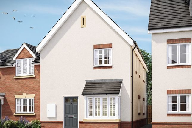 Thumbnail Semi-detached house for sale in Bromford Road, Hodge Hill, Birmingham