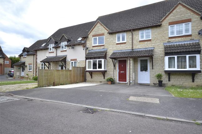 Thumbnail Terraced house to rent in Cutsdean Close, Bishops Cleeve