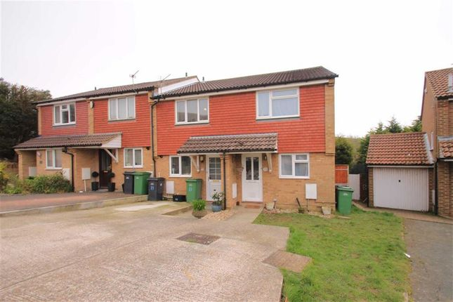 Thumbnail End terrace house for sale in Magpie Close, St Leonards-On-Sea, East Sussex
