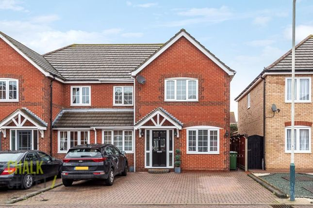 Semi-detached house for sale in Spingate Close, Hornchurch