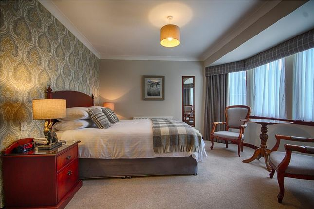 Thumbnail Hotel/guest house for sale in Strathburn Hotel, Burghmuir Drive, Inverurie