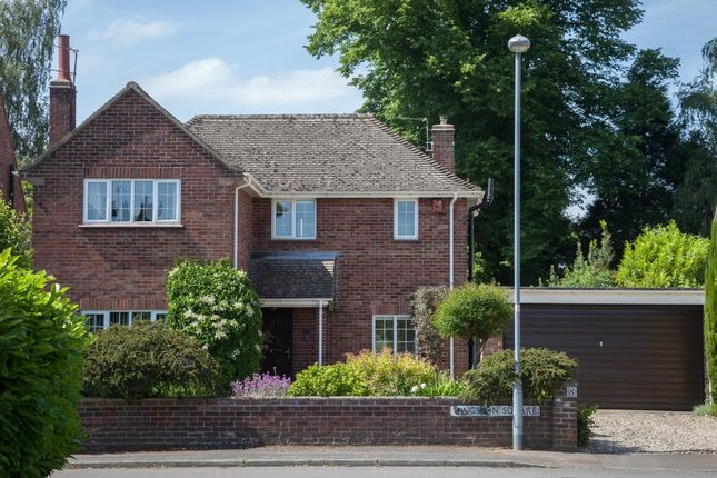 Thumbnail Detached house for sale in Kingston Square, Norwich