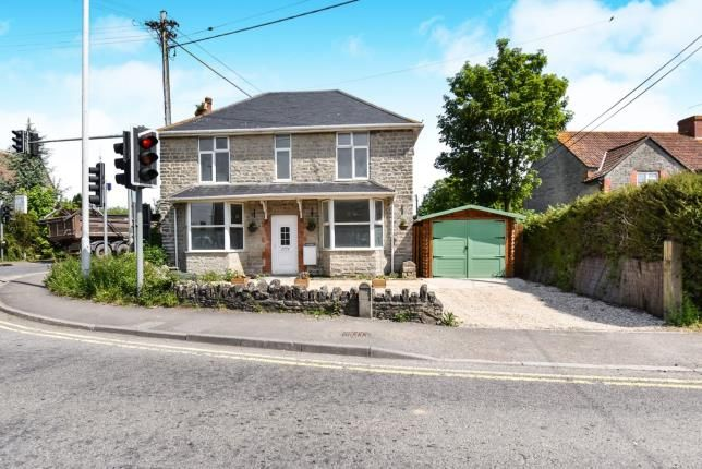 Thumbnail Detached house for sale in East Lydford, Somerton