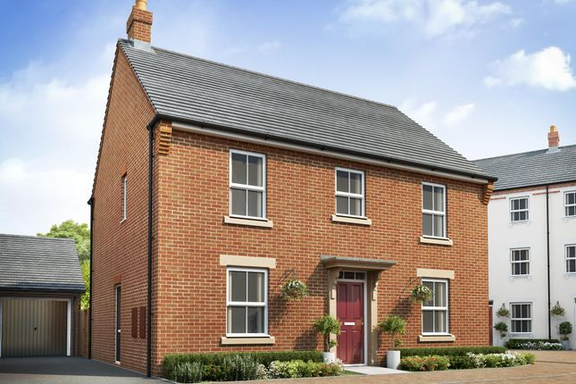 "Thumbnail Detached house for sale in ""Bradgate"" at South Road, Durham"