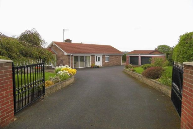 Thumbnail Detached bungalow for sale in High Escomb, Escomb, Bishop Auckland