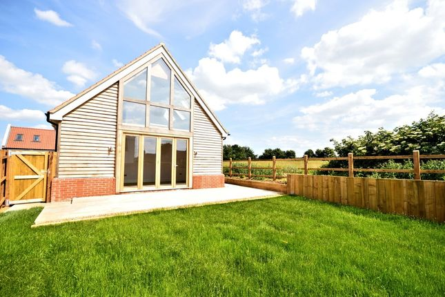 Thumbnail Detached house for sale in Norfolk Heights, Sedgeford Road, Docking, King's Lynn