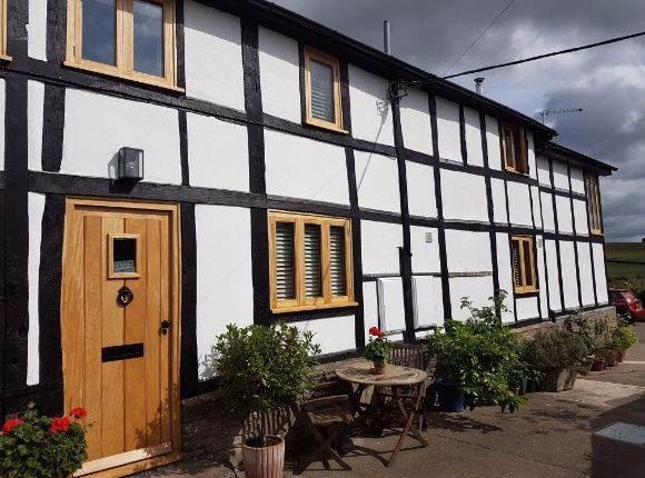 Thumbnail Cottage to rent in Canon Pyon, Hereford