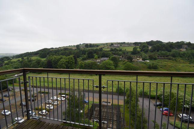 Views of Titanic Mill, Linthwaite, Huddersfield HD7