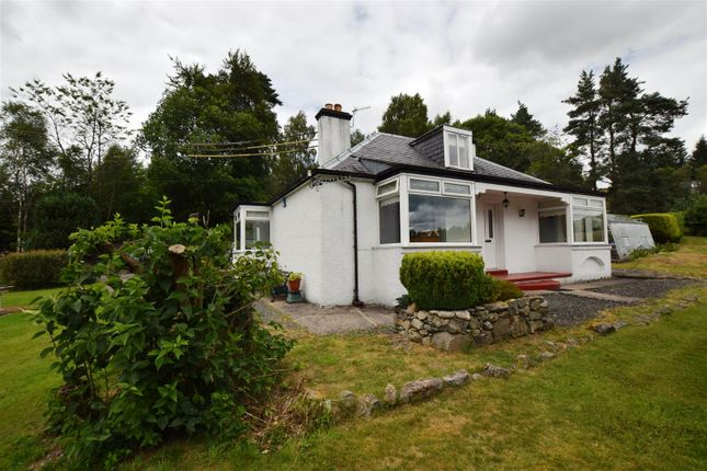 Thumbnail Detached bungalow for sale in Calvine, Pitlochry