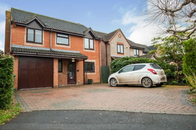 Thumbnail Detached house for sale in Coopers Elm, Quedgeley, Gloucester, Gloucestershire