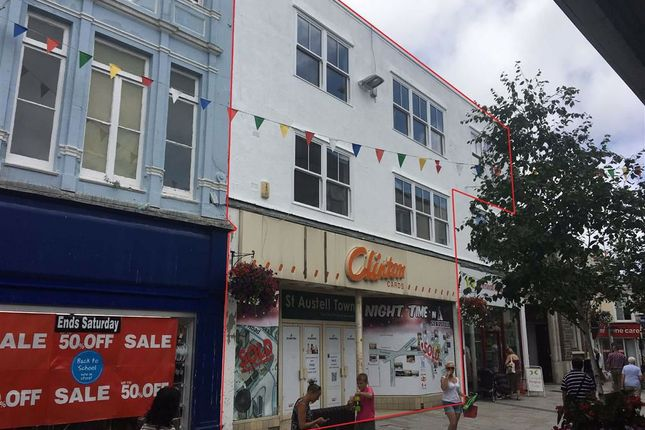 Thumbnail Retail premises to let in 18, Fore Street, St Austell