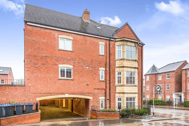 Thumbnail Flat to rent in Upper Bond Street, Hinckley