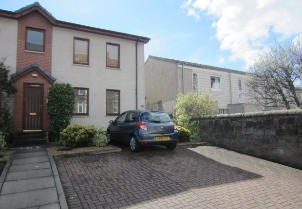 Thumbnail Flat to rent in Moat Terrace, Edinburgh