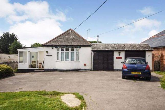3 bed detached bungalow for sale in Southend Road, Howe Green, Chelmsford CM2
