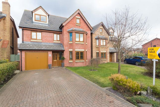 5 bed detached house for sale in Norham Close, Barrow-In-Furness, Cumbria