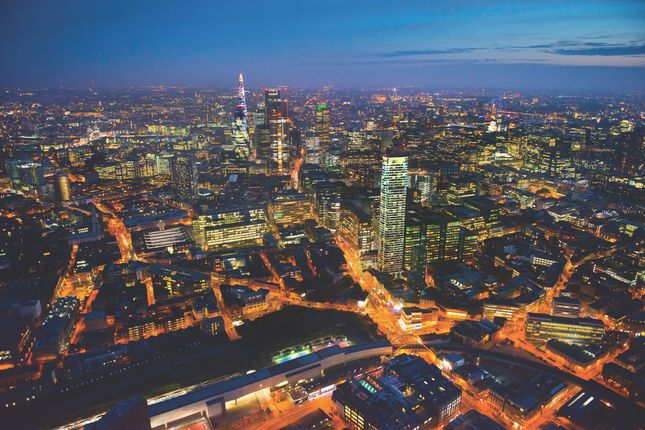 Thumbnail Flat for sale in Principal Tower, Shoreditch