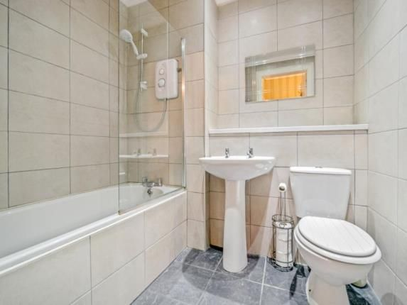 Bathroom of Fergus Drive, North Kelvinside, Glasgow G20
