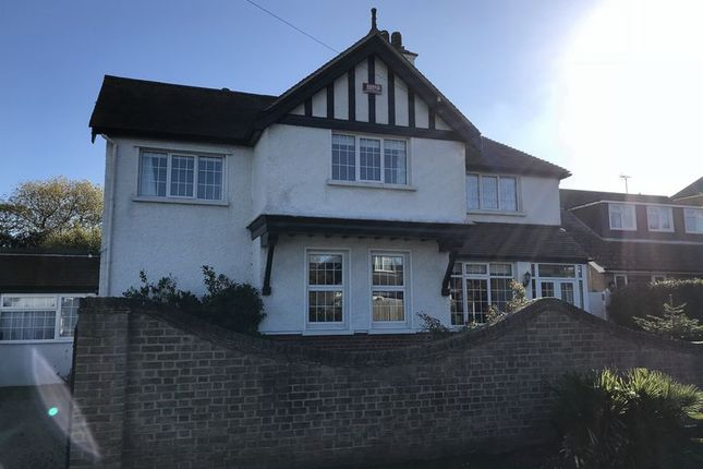 Thumbnail Detached house for sale in Fitzroy Avenue, Broadstairs