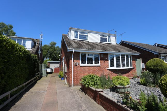 Thumbnail Detached house for sale in Willow Close, Tean