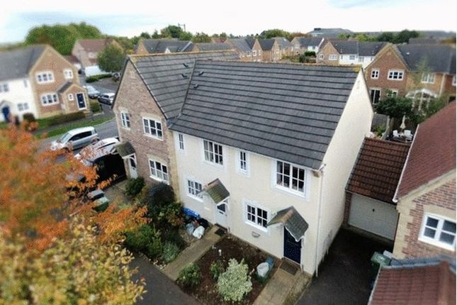 2 bed end terrace house for sale in Bakers Ground, Stoke Gifford, Bristol