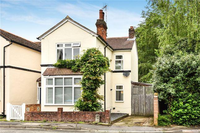 Thumbnail Semi-detached house for sale in Lyndford Terrace, Fleet, Hampshire