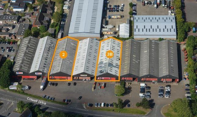 Thumbnail Warehouse to let in Colwell Drive, Abingdon Business Park, Abingdon, Oxfordshire