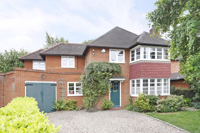 Thumbnail Detached house to rent in Gurnells Road, Seer Green, Beaconsfield, Buckinghamshire