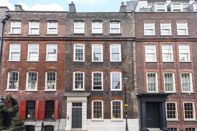 Thumbnail Property for sale in Folgate Street, Spitalfields