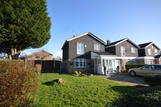 Thumbnail Detached house for sale in Venables Drive, Spital, Wirral