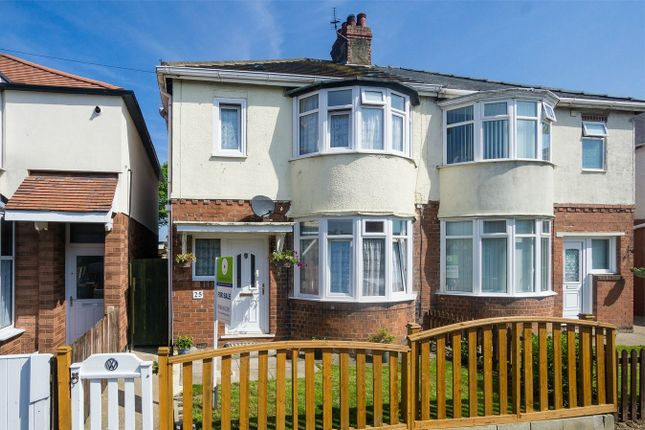 Thumbnail Semi-detached house for sale in Louville Avenue, Withernsea, East Riding Of Yorkshire