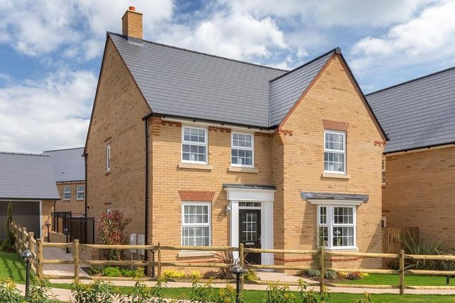 "Thumbnail Detached house for sale in ""Holden"" at Horton Road, Devizes"