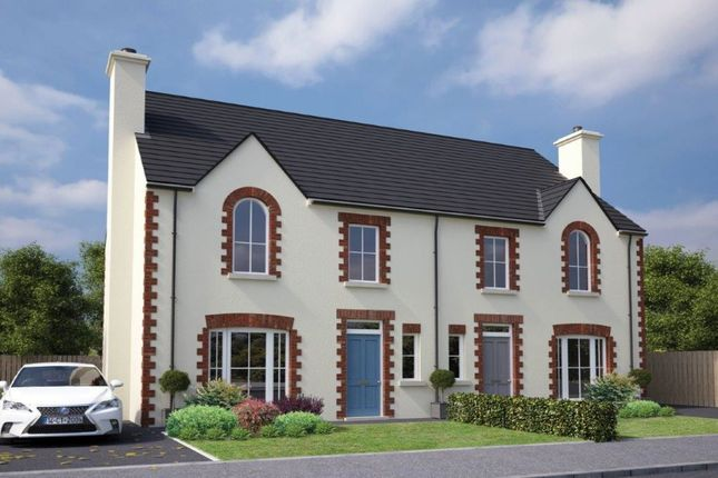 Thumbnail Semi-detached house for sale in - The Rowan Sloanehill, Comber Road, Killyleagh