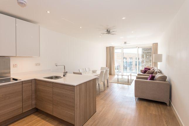 Thumbnail Flat to rent in Seafarer Way, London