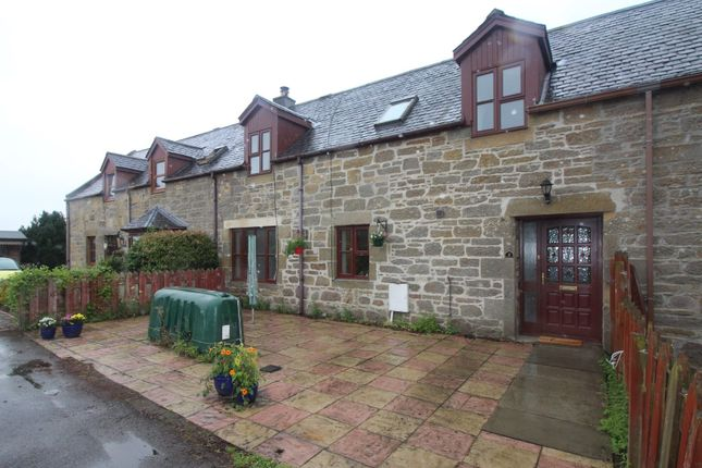 Thumbnail Terraced house for sale in Damhead Steading, Kinloss, Forres
