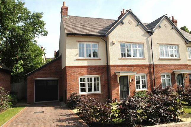 Thumbnail Semi-detached house for sale in Winterbourne Lane, Birmingham