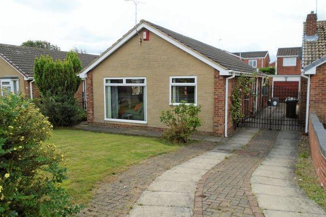 Thumbnail Detached bungalow to rent in Centurian Way, Bedlington