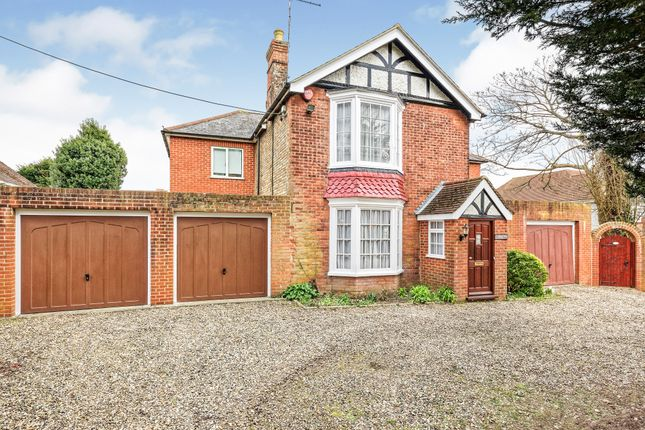 Detached house for sale in Sturry Hill, Sturry, Canterbury, Kent