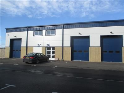 Thumbnail Light industrial to let in Glenmore Business Park, Ely Road, Waterbeach, Cambridge
