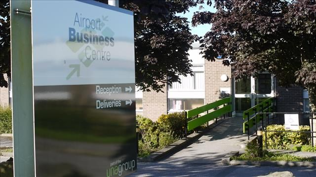 Serviced office to let in Airport Business Centre, Estover, Plymouth, Devon
