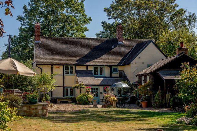 Rear Elevation of Bryne Lane, Padbury, Buckingham, Buckinghamshire MK18