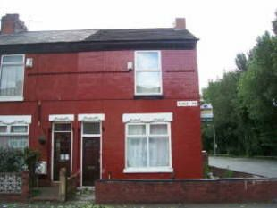 Thumbnail Terraced house to rent in 63 Audley Road, Manchester
