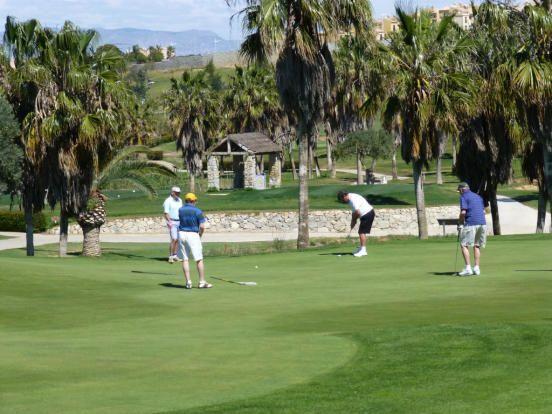 Costa Del Golf !!