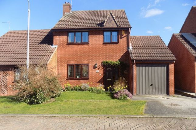 Thumbnail Semi-detached house for sale in Redforde Park Avenue, Retford