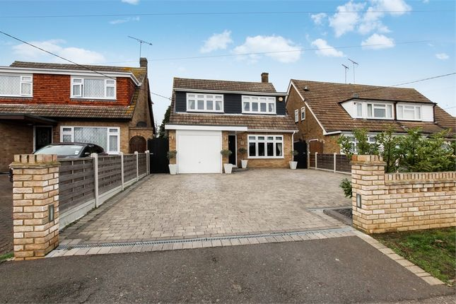 Thumbnail Detached house for sale in Downham Road, Wickford, Essex