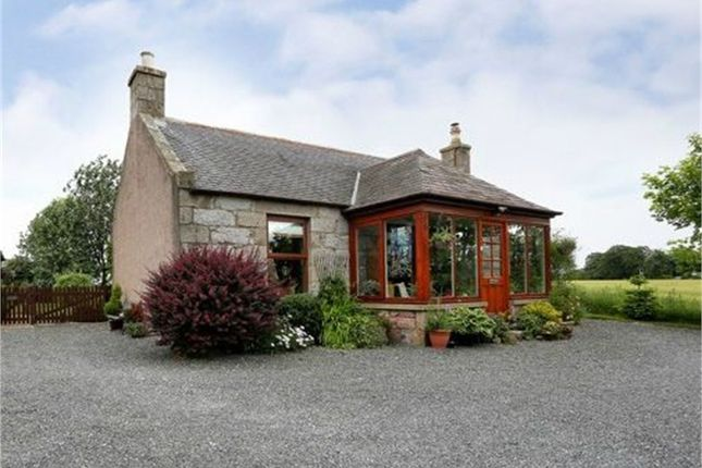 Thumbnail Detached house for sale in Rothienorman, Inverurie