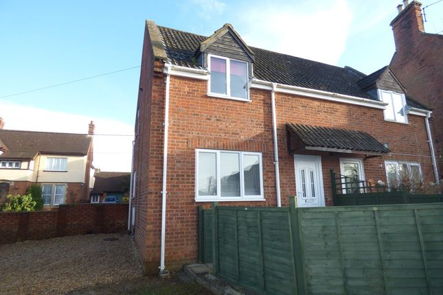 Thumbnail Semi-detached house for sale in Warminster Road, Westbury