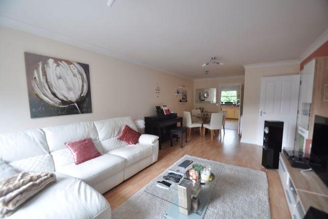 Lounge/Diner of Ulric House, Waleron Road, Elvetham Heath, Fleet GU51